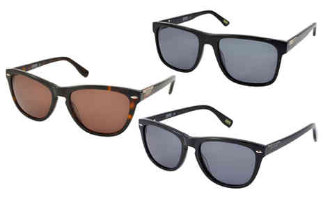 Brand Arena - Pair of Barbour mens sunglasses choose from eight designs - Save 66%