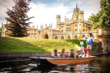 Rutherfords Punting Cambridge - Private Punting Tour in Cambridge - Save 0%