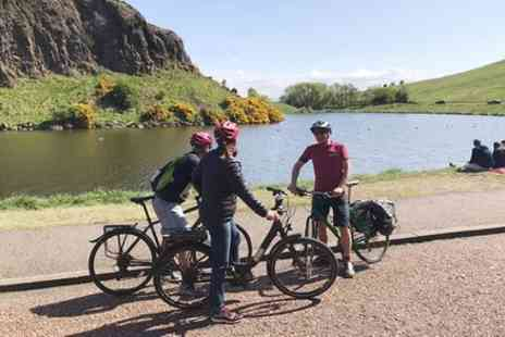 The Tartan Bicycle Co - Edinburgh Sky to Sea Bike Tour by Manual or E Bike - Save 0%