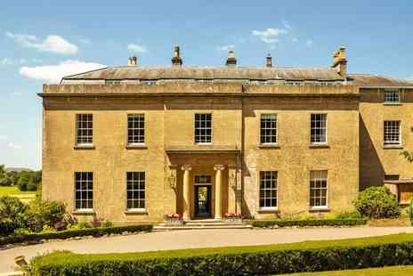 Bishopstrow House - 4 Bubble Wiltshire spa day with treatments - Save 46%
