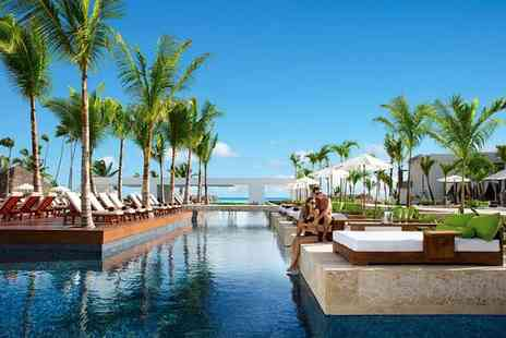 Now Onyx Punta Cana - Five Star All Inclusive Beachfront Bliss at Stylish Caribbean Retreat - Save 0%