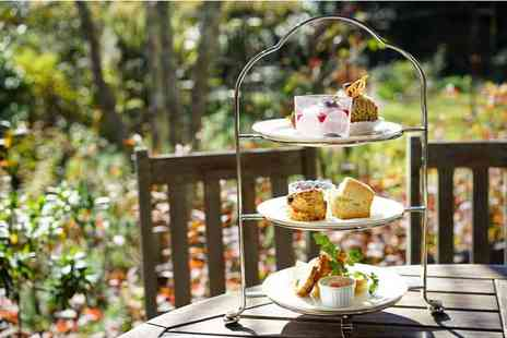 Radisson Blu Durham - Traditional afternoon tea for two people plus four hour parking for up to two cars glass of Gin and Tonic or Prosecco each - Save 52%