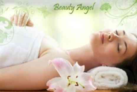 Beauty Angel - Facial With Face, Neck, and Arm Massage - Save 55%