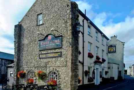 Kings Arms Hotel Burton - Up to Three Nights for Two with Breakfast - Save 21%