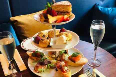 The Last Word Clifton - Classic or Prosecco Afternoon Tea for Two or Four - Save 46%