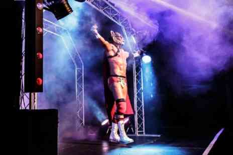 Live Wrestling with CSF - One, two or four tickets on 26 October in Weston super Mare or 3 November in Trowbridge - Save 19%