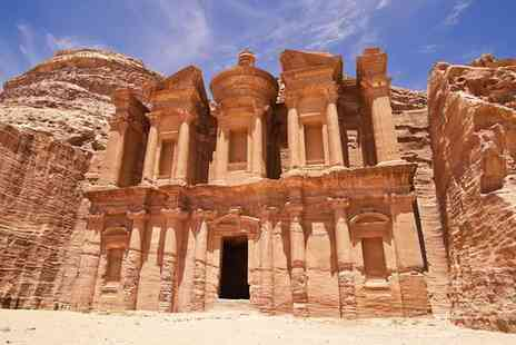 Splendours of Jordan - Unforgettable Journey Through Ancient Lands and Magical Scenery - Save 0%