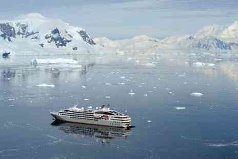 Emblematic Antarctica Exploration Cruise - All Inclusive Luxury Expedition Amidst Spectacular Polar Landscapes - Save 0%