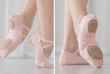 Yello Goods - Pair of ballet shoes - Save 70%