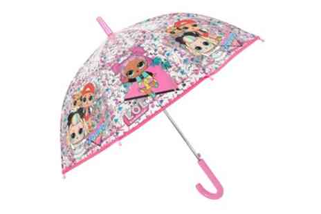 Groupon Goods Global GmbH - LOL Surprise Kids Automatic Umbrella 70cm - Save 0%