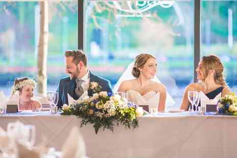 Copthorne Hotel Newcastle - Complete wedding package for your special 2020 wedding, includes 40 daytime and 80 evening guests with food, drinks, entertainment, venues and more - Save 50%