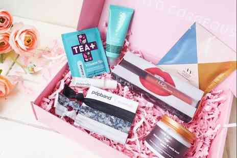 Roccabox - Mystery beauty box - Save 50%
