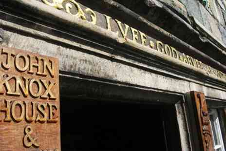 John Knox House - John Knox House Entry for Up to Ten - Save 42%