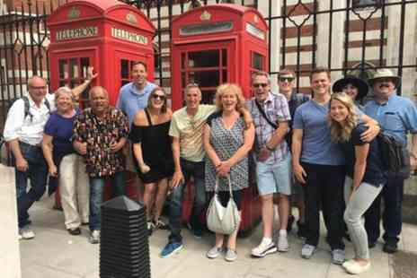 Liquid History Tours - Private Group Historical Pub Walking Tour of London - Save 0%