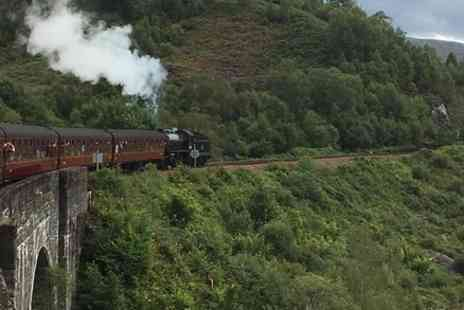 Highland Experience Tours - 1 day Jacobite Steam Train trip - Save 0%