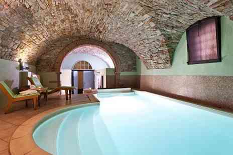 Palazzo Leopoldo - Four Star Charming Spa Retreat in Converted Manor House for two - Save 80%