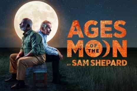 The Vaults Theatre - 67% Off tickets to see Ages of the Moon by Sam Shepard - Save 67%