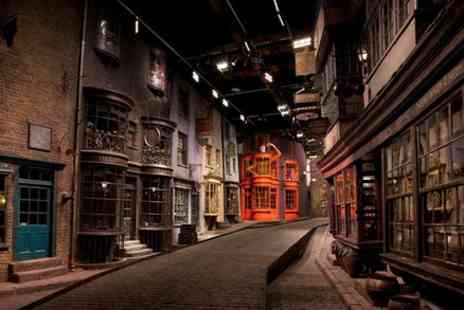 International Friends - Warner Bros Studio Tour London The Making of Harry Potter with hotel pick up - Save 0%