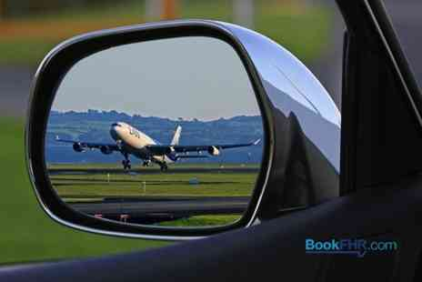 BookFHR - Up to 35% Off Airport Parking Services at 17 UK Airports - Save 0%