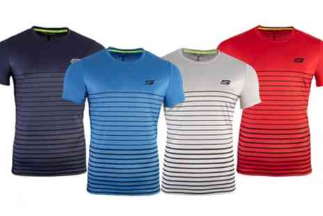 Groupon Goods Global GmbH - Skechers Frant Crew Neck Tshirt - Save 0%