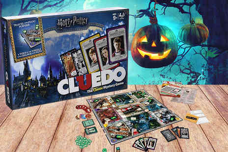 Bubble Bedding - Harry Potter Cluedo board game - Save 56%
