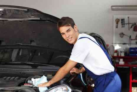 Zombie Cars Leeds - MOT Test with Optional Interim Service and Oil and Filter Change - Save 40%