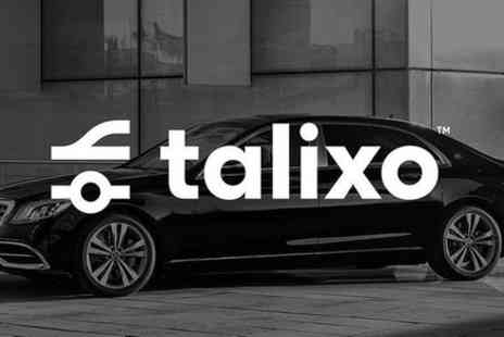 Talixo - Private transfer Airport to Manchester city - Save 0%