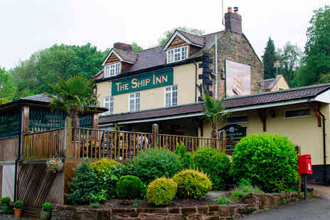 The Ship Inn - Two Nights Shropshire break with breakfast for two people - Save 70%