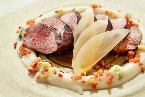 Beach House Restaurant - Michelin starred beachfront tasting menu for Two - Save 32%