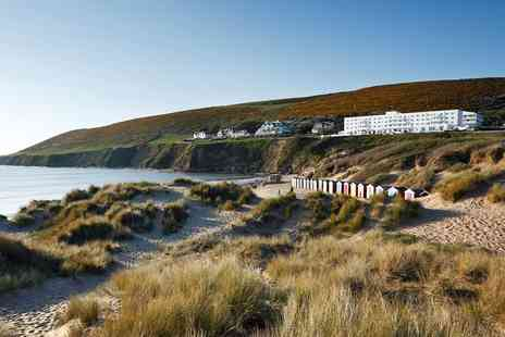 Saunton Sands Hotel Source Spa and Wellness - North Devon spa hotel escape with meals - Save 0%