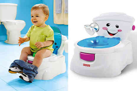 Dealberry - Fisher Price My Potty Friend kids toilet training seat - Save 63%