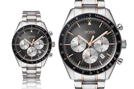 Best Watch Company - Mens Hugo Boss HB1513634 Trophy watch - Save 70%
