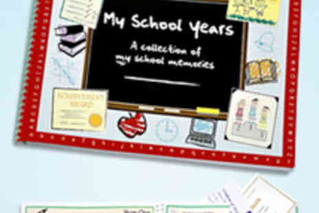 Identity Direct - My School Years Book  - Save 52%