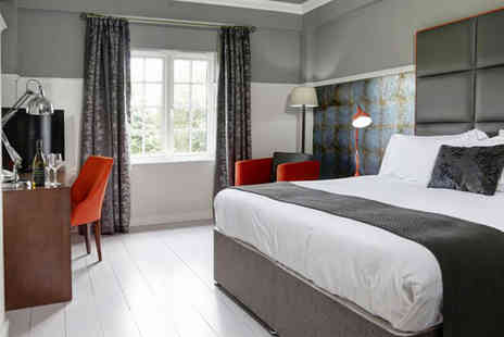 Needham House - Overnight Hertfordshire break for two people with breakfast, hot chocolate cream tea on arrival, early check in and late checkout - Save 34%