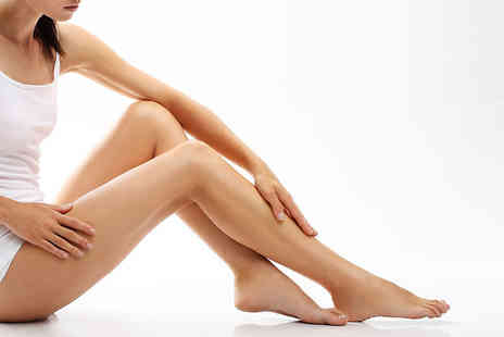 The Beauty Lounge - Three sessions of hair removal on small, medium or large area - Save 67%