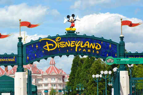 Bargain Late Holidays - Four Star Escape with a two, three or four nights getaway to Disneyland Paris Now with the ability to choose your flight - Save 0