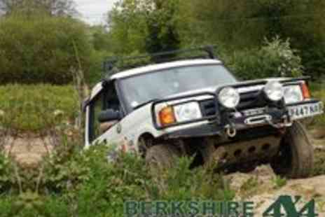 Berkshire 4x4 - Off Road Driving Experience with Berkshire 4x4 - Save 60%
