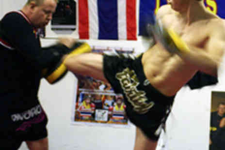 Thai Works Gym - Ten Kickboxing Boot Camp Sessions - Save 73%