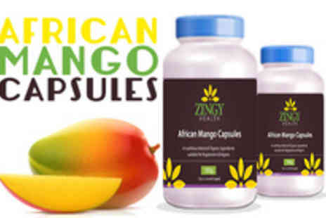 Zahiki - Looking to Boost your energy and lose weight fast Try these African Mango supplements - Save 84%