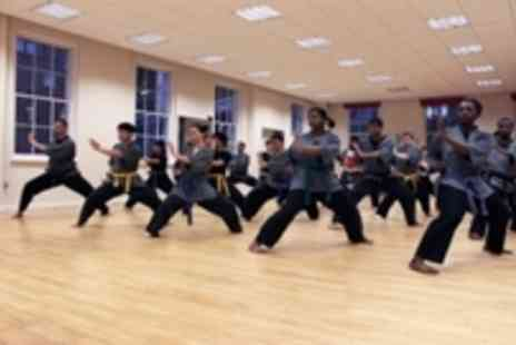 The Energy Space - 3 Shaolin KungFu Classes in Central London - Save 52%