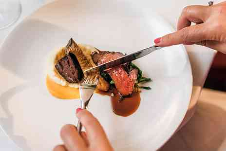 Thackerays Restaurant - 3 AA Rosette tasting menu meal for Two - Save 50%