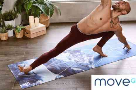 Move GB - Five Yoga or Pilates Passes - Save 0%