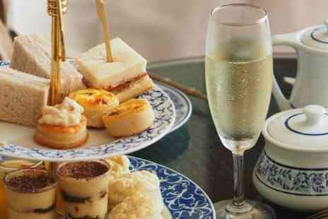 Vale Royal Abbey - Afternoon Tea with Optional Prosecco for Two or Four - Save 59%