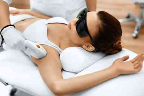 London Body Centre - Six Laser Hair Removal Sessions on Choice of Areas - Save 83%