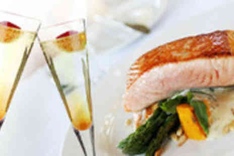 Dover Street Restaurant - Five course meal and Bellini cocktail plus live jazz entertainment for one - Save 66%