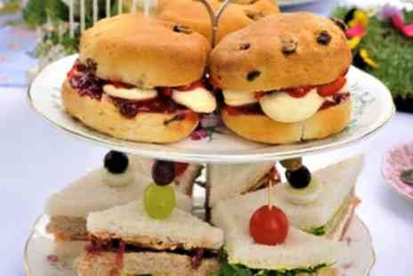 The Wroxeter Hotel - Winter Afternoon Tea for Up to Four - Save 52%