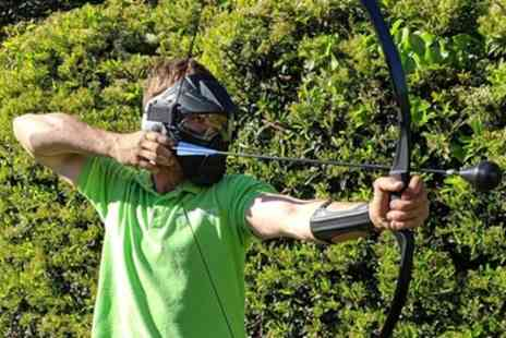 Jurassic Watersports - Two Hour Archery Tag Experience for Up to Ten - Save 38%