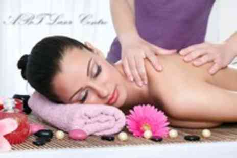 ABT Laser Centre - 90 minute chocolate facial and Swedish or aromatherapy massage - Save 81%