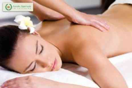 Kerala Ayurveda Clinic - 90 minute body massage, steam bath, herbal facial - Save 68%