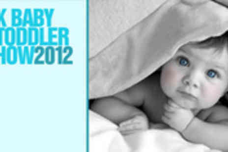 UK Fashion Events - Entry to the UK Baby and Toddler Show on 15th Sept 2012 in Bristol - Save 50%